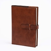 Refillable buckle notebook 21x30cm